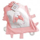 Maud N Lil Doudou Play Blanket in Cotone Bio