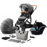 KinderKraft Trio Prime 2020 Grey